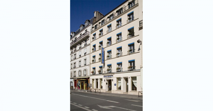 Alyss Saphir Cambronne Eiffel Hotel in Paris